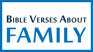 best bible verses about family