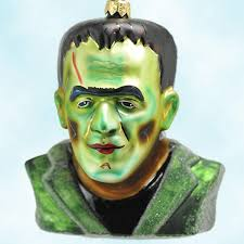 christopher radko ornament frankenstein universal