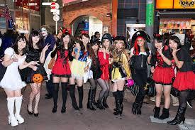 harajuku halloween costume harajuku u0026 shibuya halloween 28 u2013 tokyo fashion news