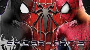spiderman 3 red u0026 blue black suit ezcap quality test 720p