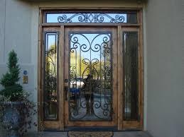 glass security doors security doors precision ironworks