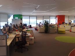 Google Headquarters Interior Office Furniture Sydney Google Office Design Google Sydney