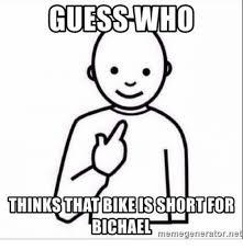 Image Flip Meme Generator - bike meme generator the best bikes 2018