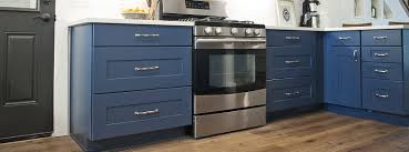 navy blue kitchen cabinets blue kitchen cabinets trend wolf home products