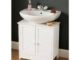 Pedestal Bathroom Vanities Bathroom Vanity For Pedestal Sink Storage Cabinet White