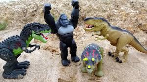 king kong dinosaurs battle tyrannosaurus rex animal planet