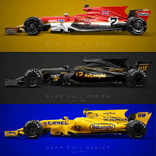 john player special livery sean bull design on twitter