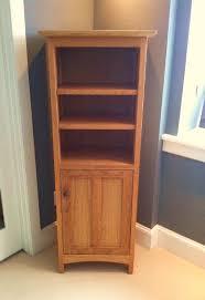 cherry wood corner cabinet cherry prairie tall corner cabinet boulder furniture arts
