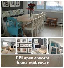 zen shmen diy open concept home makeover