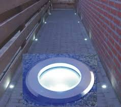 12v recessed led deck light waterproof led floor light outdoor and
