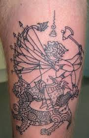 irish street tattoo muay thai tattoo sak yant irish st tattoo