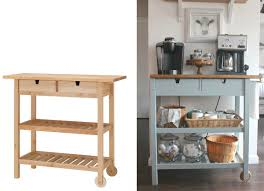 ikea kitchen island table get ikea kitchen hacks to make a kitchen island pantry shelving