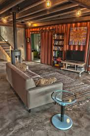 Shipping Container Home Interiors Shipping Container Homes Interior Home Design Ideas