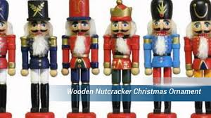 nutcracker ornaments wooden nutcracker christmas ornament
