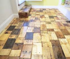 creating a diy pallet wood floor with free wood 9 steps with