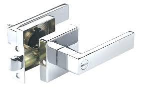 interior door handles for homes chrome bathroom door knobs moekafer com