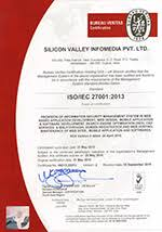bureau veritas darwin silicon valley is an iso 27001 2005 certified company