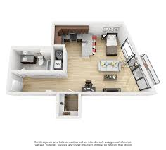 650 Square Feet Floor Plan One Bedroom U2013 City View Apartment Homes Nashville Tennessee