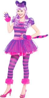 cat costume cheshire cat costume girl s world book day fancy dress costumes