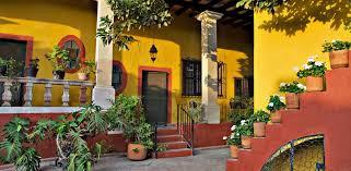 San Miguel De Allende Mexico Map by San Miguel De Allende Visit Mexico