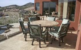 Patio Furniture Scottsdale Arizona by Luxury Patio Elegant Outdoor Furniture
