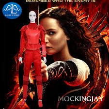 Mockingjay Halloween Costume Cheap Katniss Everdeen Costume Aliexpress
