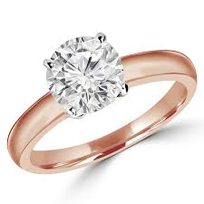 verlobungsring solitã r solitaire cut engagement ring in gold mvs0021 r