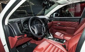 mitsubishi asx 2014 interior paris motor show 2014 mitsubishi outlander phev concept s