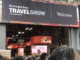 Travel Show images 2018 new york times travel show interviews travel guys radio jpg