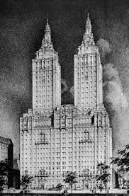 1388 best buildings that are beautiful images on pinterest architectural drawing the san remo apartment building nyc