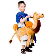 arabian halloween costume ride on camel boys fancy dress animal kids arabian nights nativity