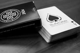 black mint cards announcement