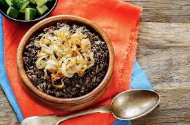 cuisiner les lentilles mujadara riz et lentilles aux oignons caramélisés