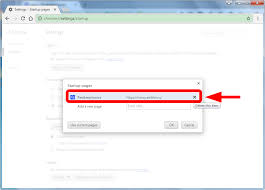chrome keeps redirecting to https how to remove nova rambler ru uufix security how to guides