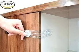 Child Proofing Cabinet Doors Startling Baby Safe Drawer Locks Design Secure Safety Latches 8