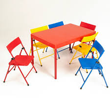 Cosco Outdoor Products Cosco Outdoor - cosco home and office products kid u0027s 7 piece folding chair and