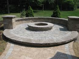 Firepit Bench by Looking For Outdoor Fire Pit Theplanmagazine Com