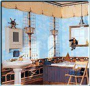 Pirate Bathroom Decor by 35 Best Kids Pirate Bathroom Images On Pinterest Pirate