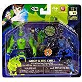amazon ben 10 ten alien creation chamber mini figure 2 pack
