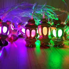 Fairy Lights Indoor by 5m 20 Leds Chinese Lantern Shaped String Lamps Led Christmas