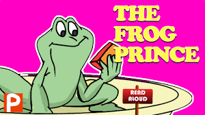 aloud frog prince short story book video stories