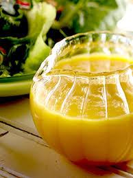 recipe mango vinaigrette salad dressing using dijon mustard and