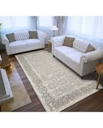 6x9 Wool Area Rugs Amazing Deal Tufted Harmony Beige Wool Area Rug 7 6 X 9 6