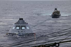 test version of orion crew module to validate spacecraft design nasa