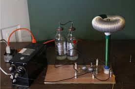 tesla coil tesla coil two year project do things