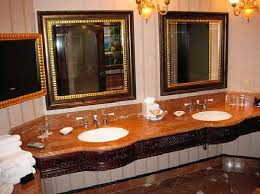 Tuscan Bathroom Ideas by Tuscan Bathroom Vanities With Mirrors