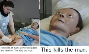 Cpr Dummy Meme - this kills the man this kills the crab know your meme