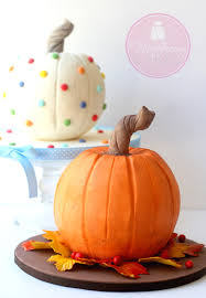 pumpkin cake tutorial mcgreevy cakes