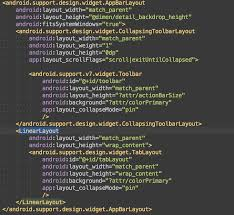 android layout collapsemode i facing some issue on appcompat collapsingtoolbarlayout it is