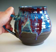 Elegant Coffee Mugs Extra Extra Extra Large Coffee Mug 48 Oz Handmade Ceramic Cup